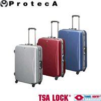 TSAロック付 プロテカエキノックスライト(特大)